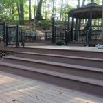 Completed Deck Project – Tuxedo, NY